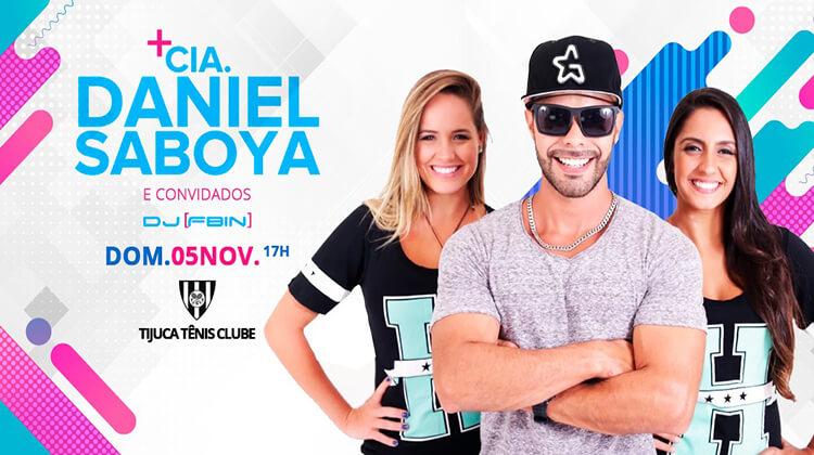 Show com Daniel Saboya