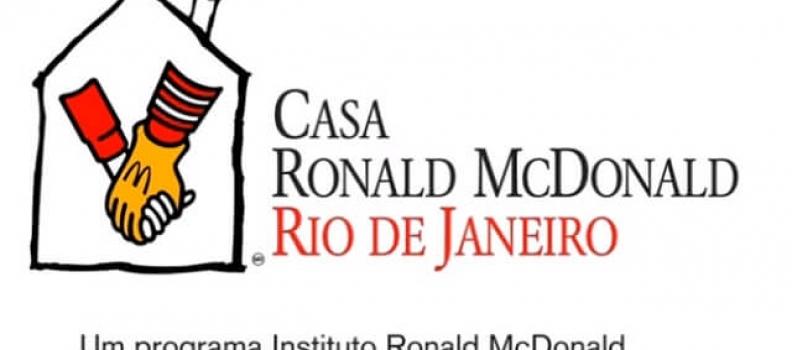 Participe do McDia Feliz 2016 e ajude nossa parceira, a Casa Ronald McDonald