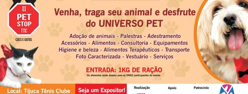 O mundo PET espera por você