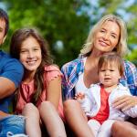 família e lazer